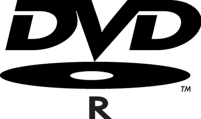 DVD -R Logo