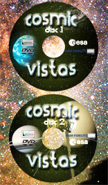 Cosmic Vistas 2Disc