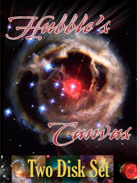 Hubbles Canvas 2Pack