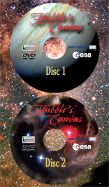 Hubbles Canvas 2Disc