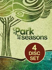 Canadian Parks 4 DiscSet