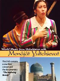 Monâjât Yultchieva - Ouzbekistan - Maqâm D'Asie Centrale